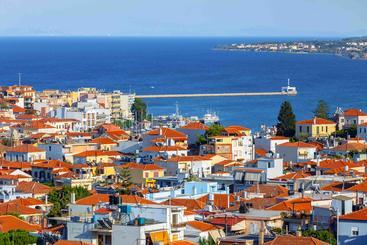 希腊 莱斯沃斯岛 Lesvos Island Greece