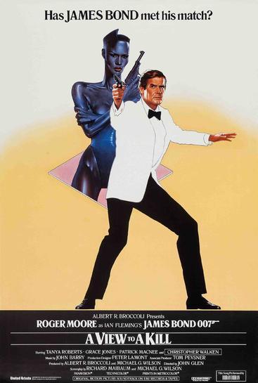 007之雷霆杀机 A View to a Kill (1985)