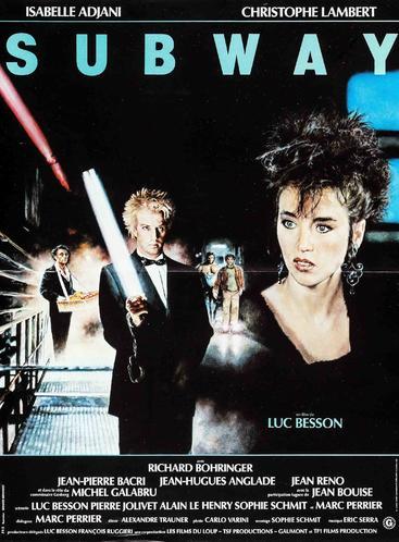 地下铁 Subway (1985)