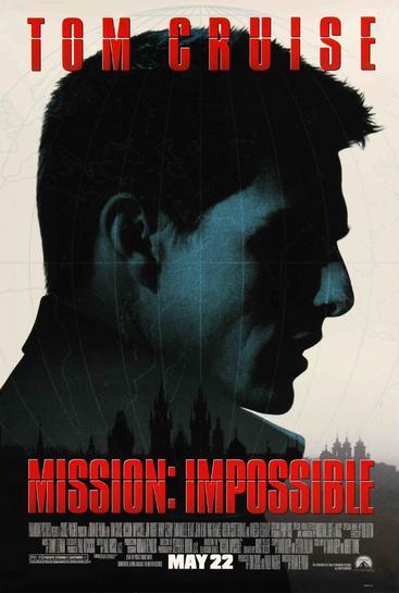 碟中谍 Mission Impossible (1996)