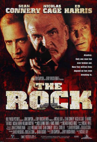 勇闯夺命岛  The Rock (1996)