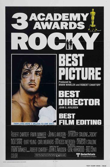 洛奇 Rocky (1976)