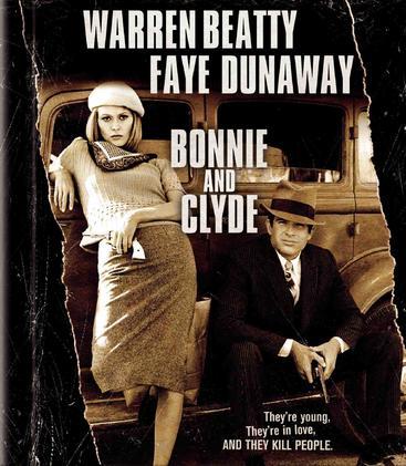 邦妮和克莱德 Bonnie and Clyde (1967)