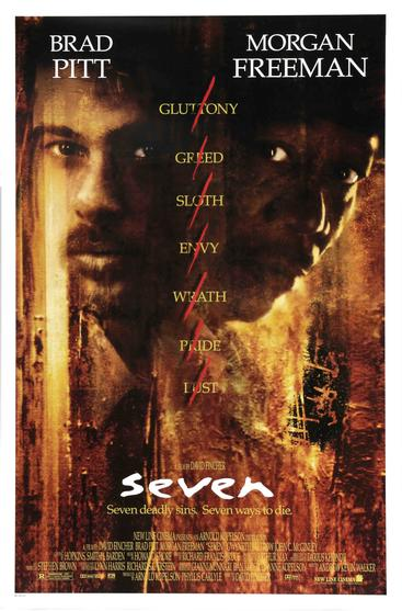七宗罪  Se7en (1995)