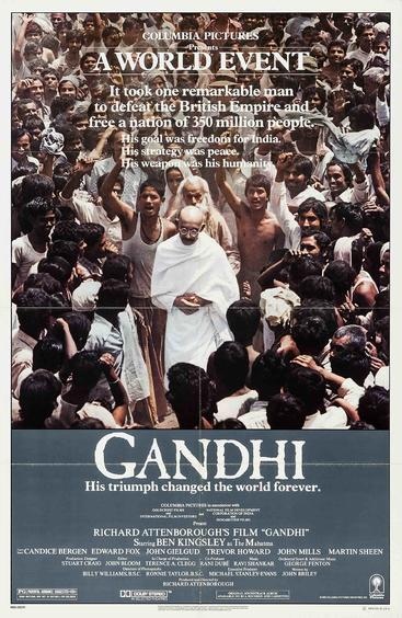 甘地传 Gandhi (1982)