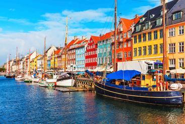 丹麦 哥本哈根 Copenhagen Denmark