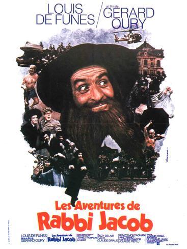 雅各布教士历险记 Les Aventures de Rabbi Jacob (1973)