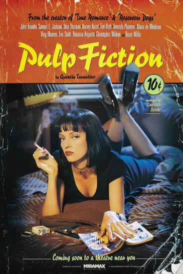 低俗小说 Pulp Fiction (1994)