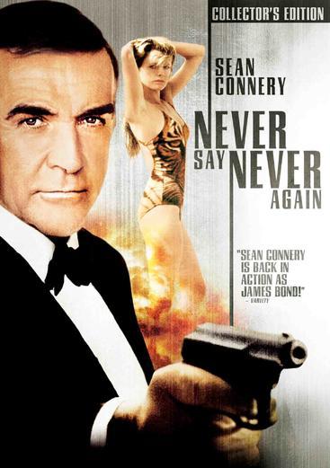 从不再说 Never Say Never Again (1983)