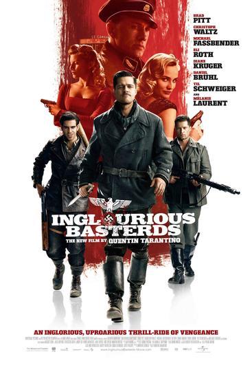 老无所依 Inglourious Basterds (2009)