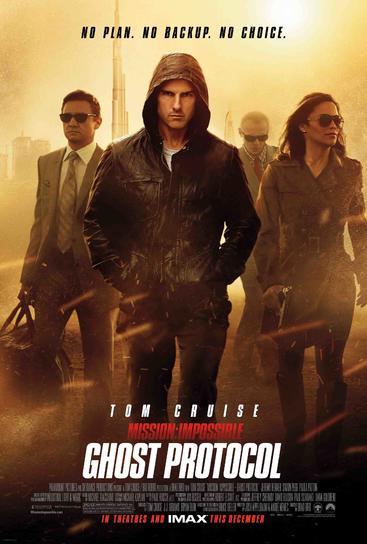 碟中谍4 Mission Impossible :Ghost Protocol (2011)