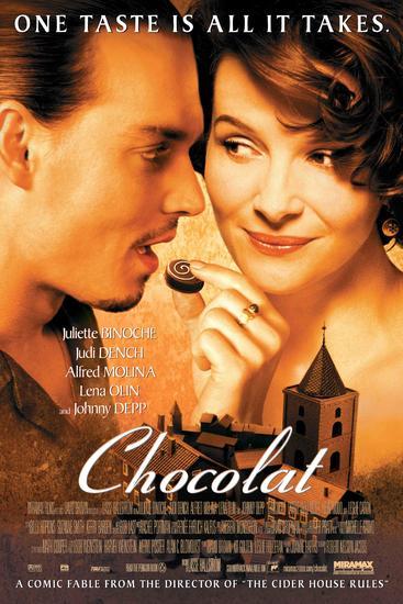 浓情巧克力 Chocolat (2000)