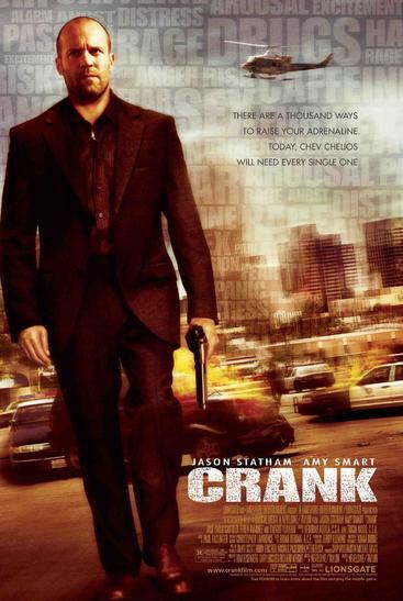 怒火攻心 Crank (2006)