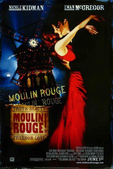 红磨坊 Moulin Rouge (2001)