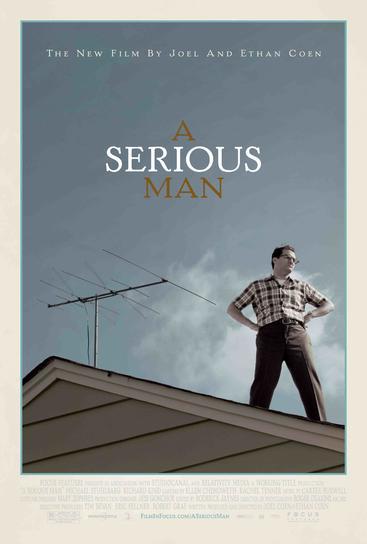 一个严肃的人 A Serious Man (2009)
