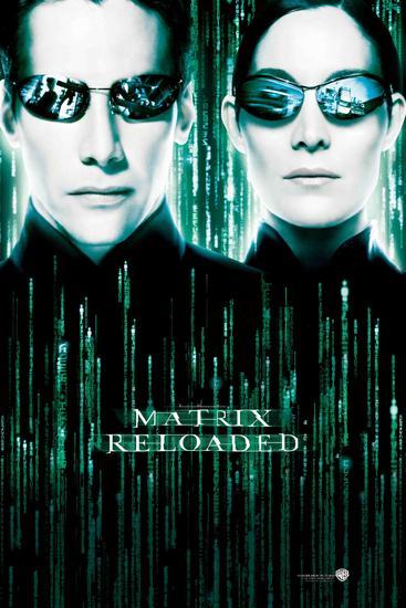 黑客帝国2 The Matrix Reloaded (2003)