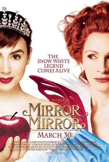 白雪公主之魔镜魔镜 Mirror Mirror (2012)