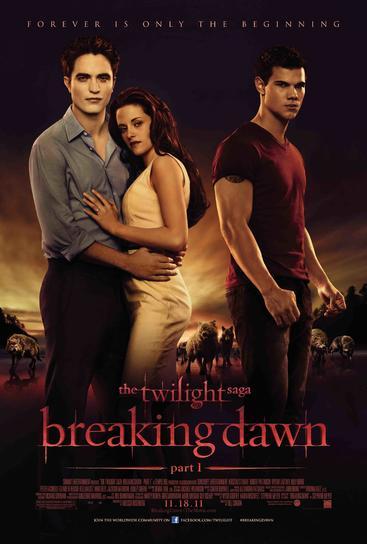 暮光之城4:破晓(上) The Twilight Saga Breaking Dawn Part 1 (2011)