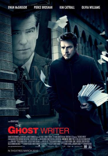 影子写手 The Ghost Writer (2010)