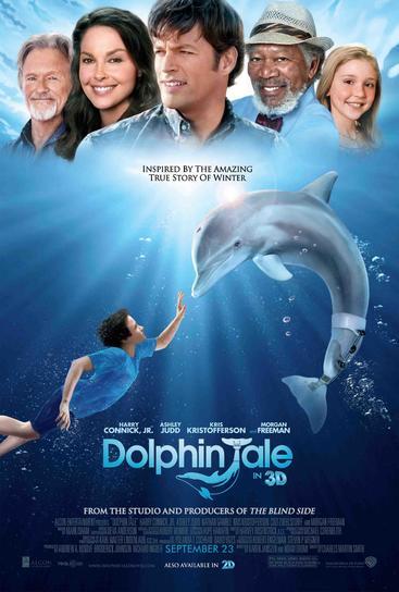 海豚的故事 Dolphin Tale (2011)