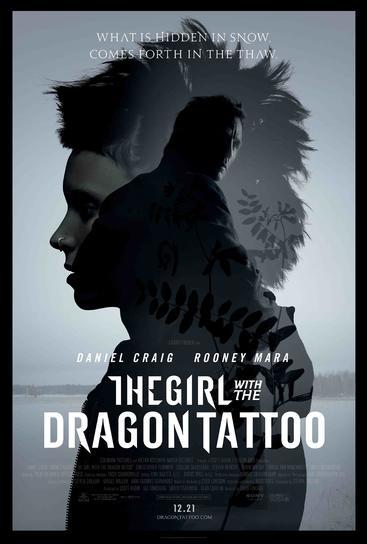龙纹身的女孩 The Girl with the Dragon Tattoo (2011)