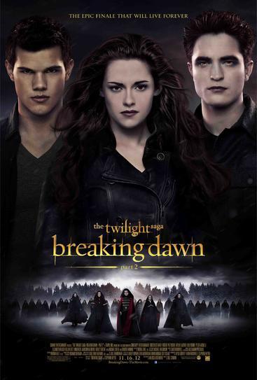 暮光之城4:破晓(下) The Twilight Saga Breaking Dawn Part 2 (2012)