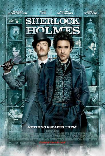 福尔摩斯 Sherlock Holmes (2009)