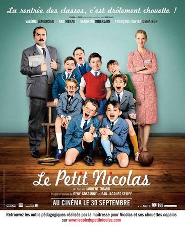 巴黎淘气帮 Le petit Nicolas (2009)