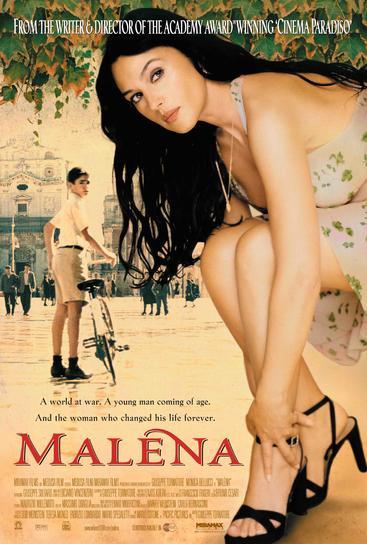 西西里的美丽传说 Malena (2000)