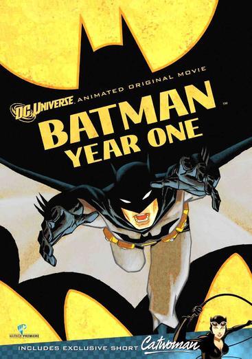 蝙蝠侠:元年 Batman Year One (2011)