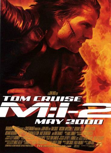 碟中谍 Mission Impossible2 (2000)