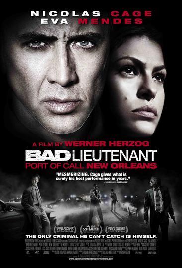 坏中尉 The Bad Lieutenant: Port of Call New Orleans (2009)