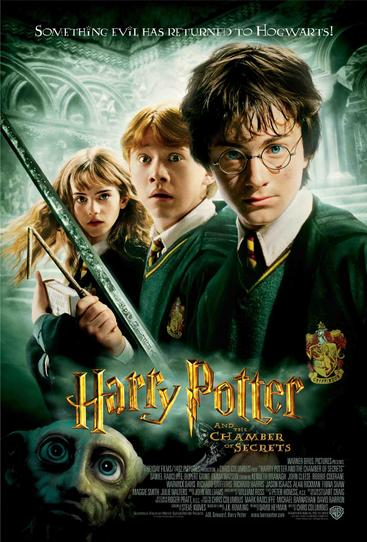 哈利·波特 Harry Potter (2002)