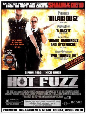 热血警探 Hot Fuzz (2007)