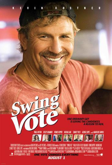 关键一票 Swing Vote (2008)