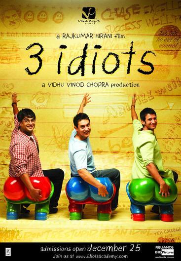 三傻大闹宝莱坞 Three Idiots (2009)