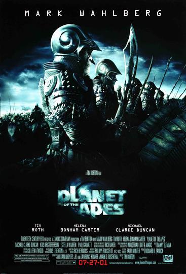 决战猩球 Planet of the Apes (2001)