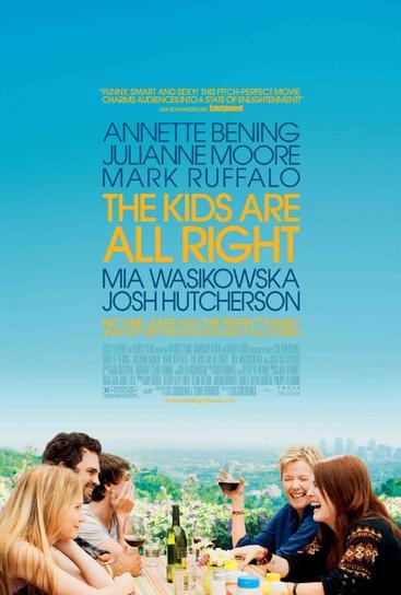 孩子们都很好 The Kids are all Right (2010)