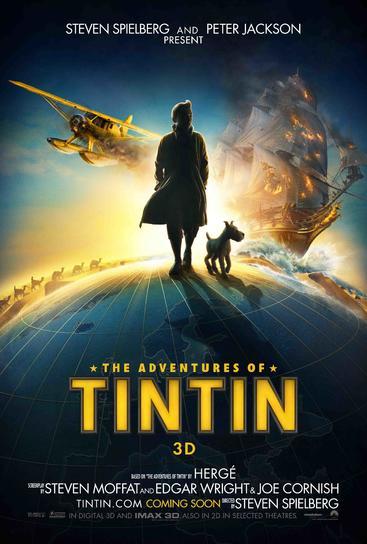 丁丁历险记 The Adventures of Tintin :The Secret of the Unicorn (2011)