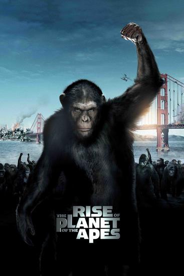 猩球崛起 Rise of the Planet of the Apes (2011)