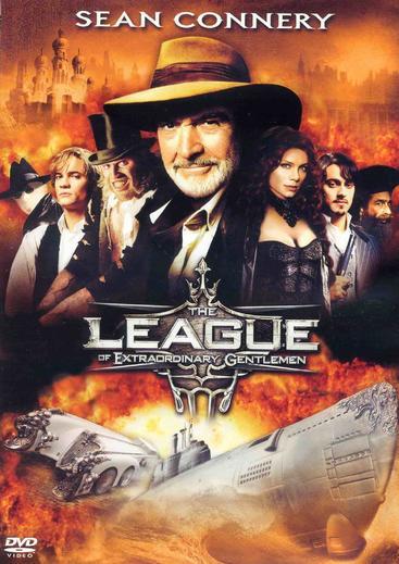 天降奇兵  The League of Extraordinary Gentlemen  (2003)