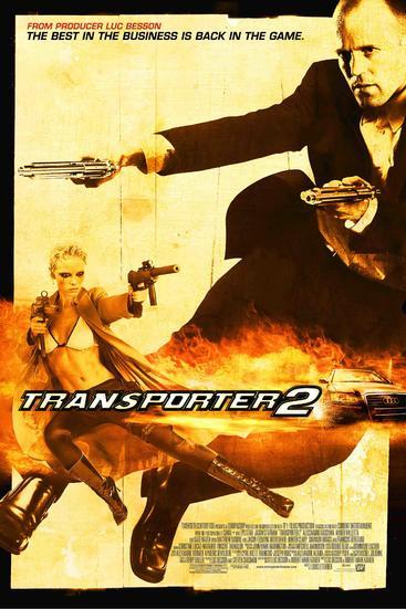 玩命快递2 Transporter 2 (2005)