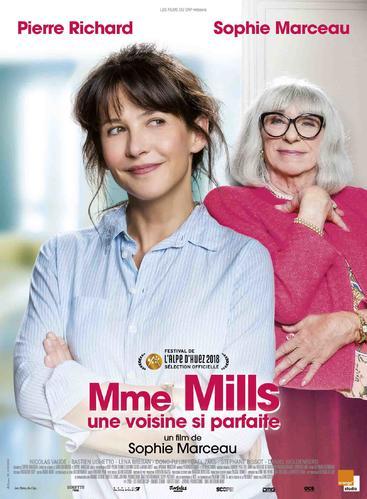 米尔斯夫人 Mme Mills Une Voisine Si Parfaite (2018)