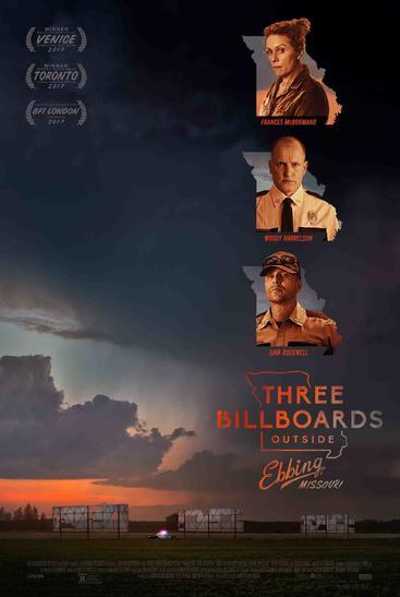 三块广告牌 Three Billboards(2017)