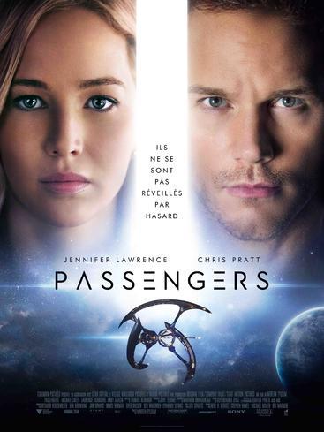 乘客 Passengers (2016)