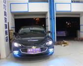 南京氙氣燈改裝  邁銳寶XL改汽車大燈  南京藍精靈改燈實體店
