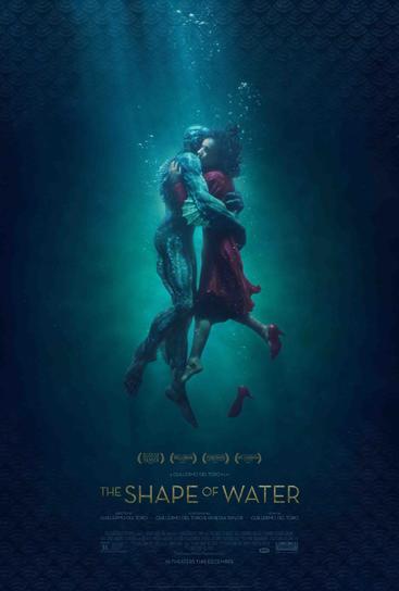 水的形状 The Shape of Water (2017)