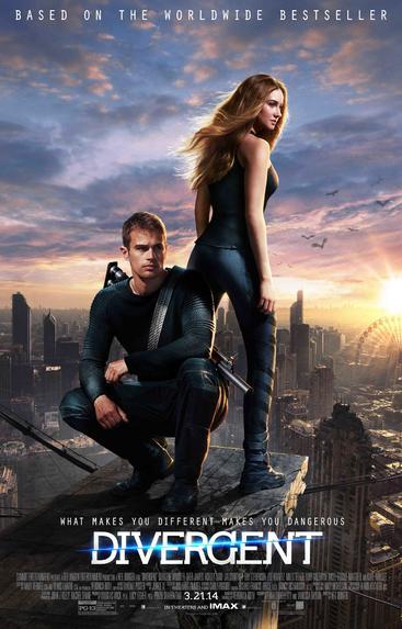 分歧者:异类觉醒 Divergent (2014)