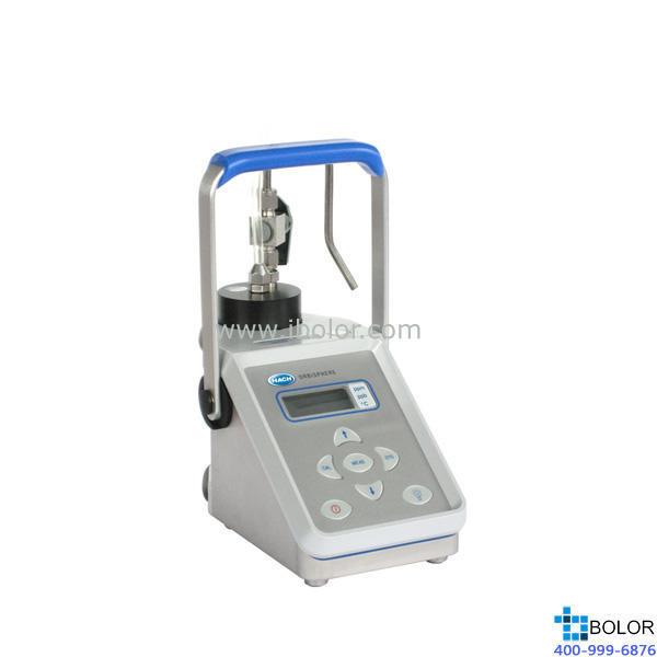 3655便携式微量溶解氧分析仪 0.1ppb-20ppm 带RS232通讯 HACH/哈希