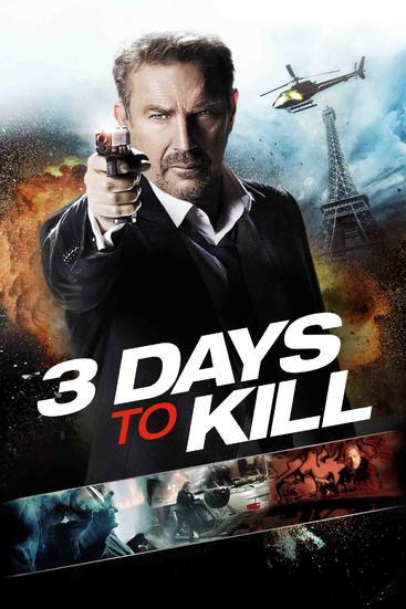 三天刺杀 Three Days to Kill (2014)